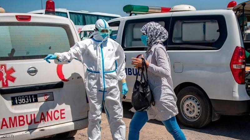 كورونا المغرب اصابات