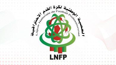 العصبة الوطنية لكرة القدم الاحترافية